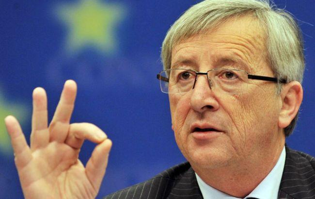 Европейская комиссия приняла решение обезвизовом режиме с государством Украина,— Юнкер