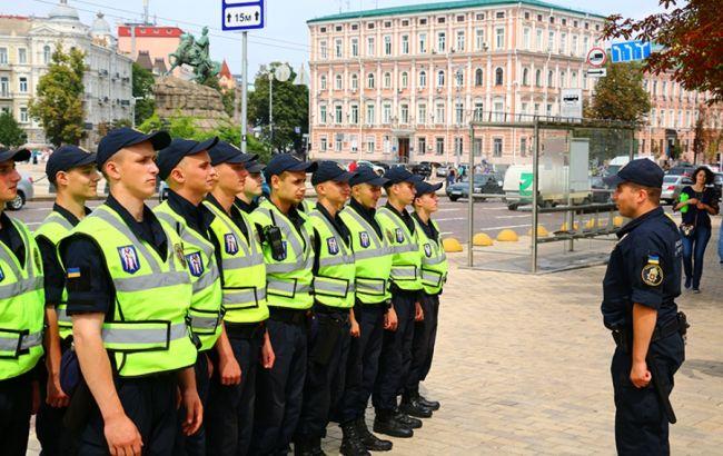 Фото: посилені патрулі Нацгвардії (прес-служба НГУ)