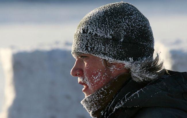 У Донецькій області від переохолодження загинули 12 людей