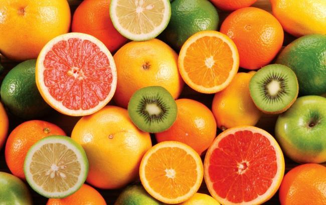 Фото: Зимние фрукты