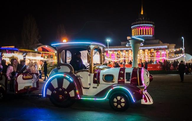 Новий рік у Києві: на ВДНГ влаштують круту святкову ніч