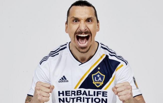 «Лос-Анджелес Гэлакси» объявил опереходе Ибрагимовича