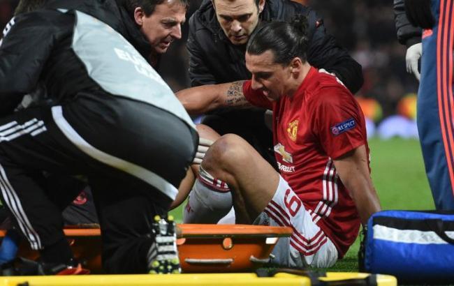 Ибрагимович несобирается заканчивать карьеру из-за травмы