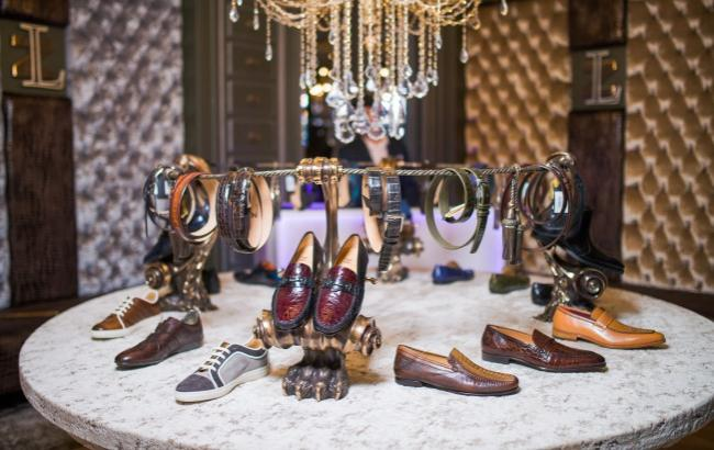 Іспанська мануфактура Zlocci представила нову колекцію ексклюзивного взуття і відзначила другу річницю відкриття магазину в Києві