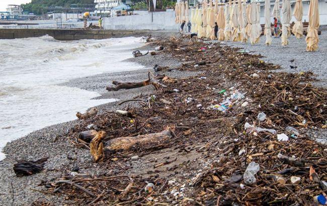 Ущерб катастрофический: оккупанты оценили последствия наводнения в Ялте