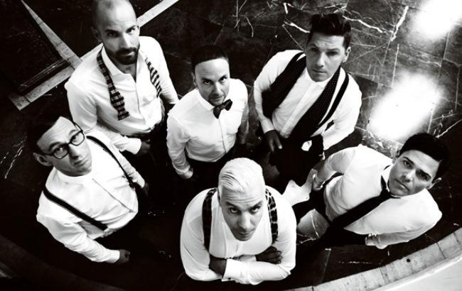 Фото: Rammstein (Bryan Adams © rammstein.de)