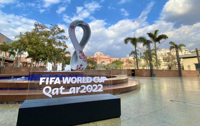 ФІФА опублікувала розклад матчів чемпіонату світу 2022 року