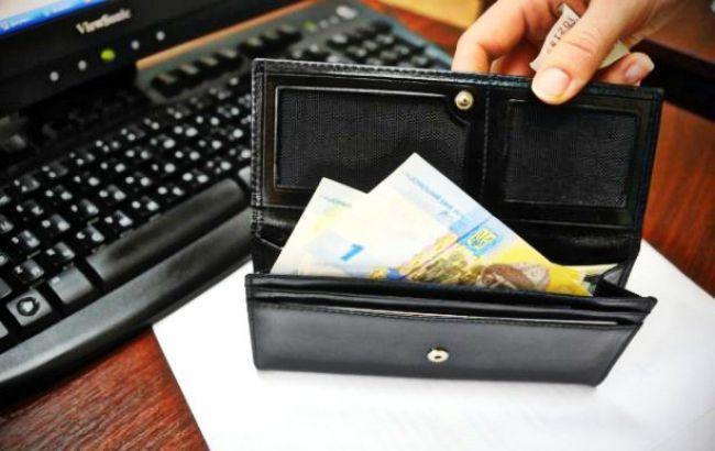 Заборгованість по зарплаті в Україні в жовтні виросла до 1,97 млрд гривень