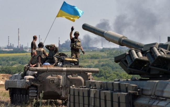 Сили АТО звільнили від бойовиків Новоласпу, - журналіст