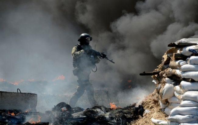 Фото: ситуация в зоне АТО обострилась