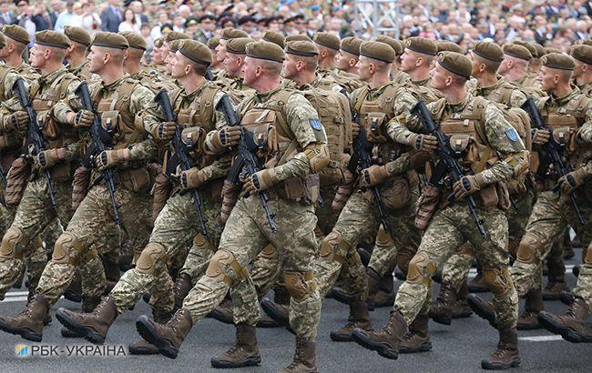 Фото: украинские военные (РБК-Украина, Виталий Носач)