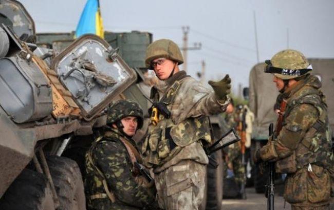 Бойовики атакували сили АТО в районі Дебальцевого, поранено більше 10 військових