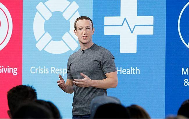 Цукерберг поднялся на 3-е место врейтинге миллиардеров Bloomberg, обойдя Баффета