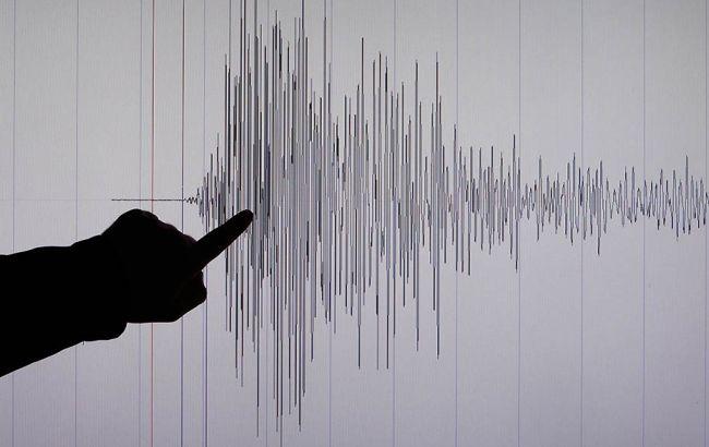Фото: землетрус на Алясці