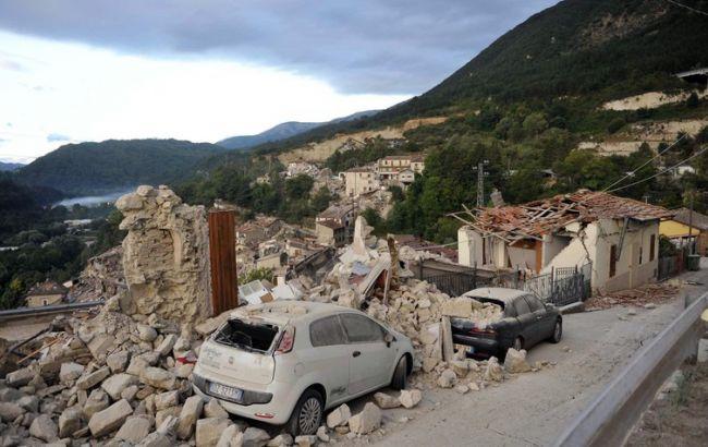 Фото: власти Аматриче уже планируют восстановление после землетрясения в Италии